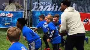 Kids Playing Backyard Football Nfl Rush Play 60 Nfl Rush