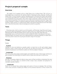 Sample Project Summary Template Project Summary Document Template by 7 Project Proposal Examples Timeline Template