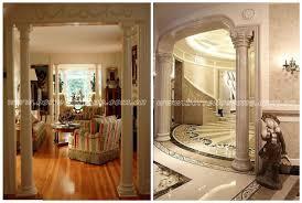 pillar designs for home interiors villa interior design pillar google search valentines villa