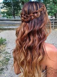 prom hairstyles down for long hair hairstyle picture magz