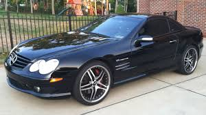 stock 2004 mercedes sl55 amg 1 4 mile drag racing timeslip