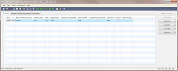 non conformance report form template quality management microsoft dynamics ax community