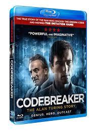 codebreaker the alan turing story blu ray amazon co uk ed