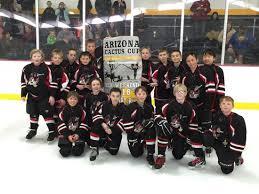 Arizona travel team images New mexico ice hockey JPG