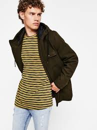 men u0027s jackets autumn winter collection 2017 bershka