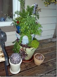 Unique Plant Pots Top 25 Best Stacked Flower Pots Ideas On Pinterest Diy Planters