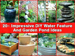 Small Backyard Pond Ideas 20 Impressive Diy Water Feature And Garden Pond Ideas Small