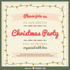 templates for xmas invitations christmas party invitation template free gangcraft net