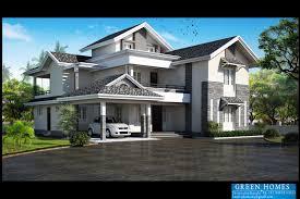 kerala home design thiruvalla pretty villa homes on 2450 sq feet modern villa design kerala home
