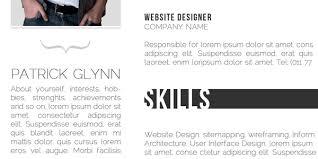 modern resume layout 2014 jeep free creative professional photoshop cv template