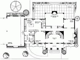 Georgian Mansion Floor Plans Eplans Neoclassical House Plan Luxurious Georgian Design 4220