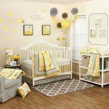 Dahlia Nursery Bedding Set Stella 4 Piece Crib Bedding Set By The Peanut Shell Hayneedle