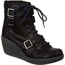 womens wedge boots size 9 wedge boots for ebay