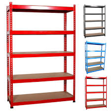 Wood Shelving Designs Garage by Wood Heavy Duty Garage Shelving Home Decorations