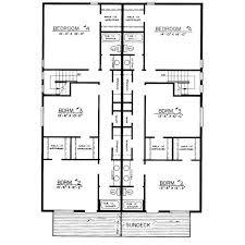 floor plans for 4 bedroom houses homely design 15 floor plan for a 4 bedroom house house layouts