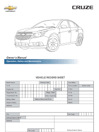 100 2010 cruze service manual oil change 2017 chevrolet