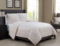 Ivory Comforter Set King Microsuede Duvet Cover Queen Sweetgalas