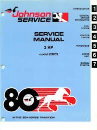1980 johnson 2hp service manual pdf carburetor internal