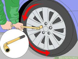 5 ways to paint your wheels wikihow