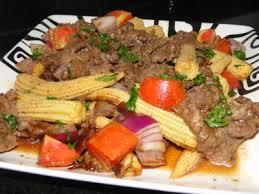 cuisine tahitienne la cuisine tahitienne bœuf aux minis épis de mais