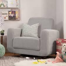 Grey Chair And A Half Design Ideas Gliders Ottomans Wayfair
