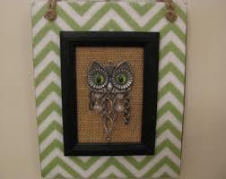 clay owl decoration owl home decor handmade owl rustic