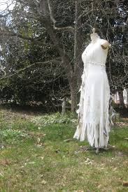 Native American Inspired Clothing White Leather Wedding Dress Native American Inspired Boho