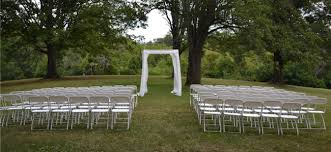 wedding chair rental chair rental cincinnati folding white chair a gogo rentals