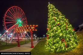 branson christmas info america u0027s christmas tree city ozark