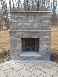fire pits u0026 outdoor fireplace contractor pinewood landscaping
