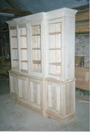Break Front Bookcase Walnut Regency Breakfront Bookcase Book Case Xl Furniture