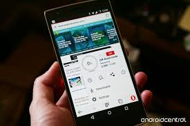 opera mini now provides you with more control over downloads