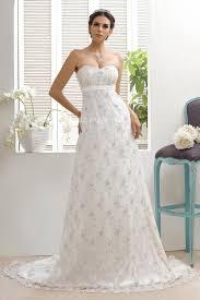 les robes de mariã e robe de mariée enceinte empire ruban traîne courte dentelle
