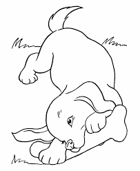 dog color pages printable dog coloring pages printable dog