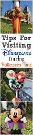 for visiting disneyland resort during halloween