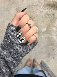20 amazing and simple nail 35 beautiful winter nail designs shrinking the season to your