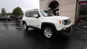 2015 Jeep Renegade Latitude White Fpb75254 Everett