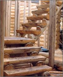 log stairs the stair stringer are precut and the code for stairs
