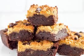 peanut butter chocolate fudge brownies erren u0027s kitchen
