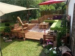 Pallet Garden Furniture Pallet Outdoor Furniture Aluminum All Home Decorations