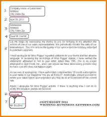 professional letter and email writing guidelines business letter
