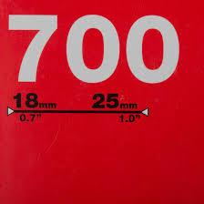 chambre à air valve 80mm chambre a air 700x18 25 valve presta 80 mm chambres à air vélo