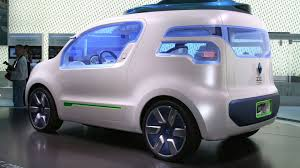 renault kangoo z e concept ev announced for production in 2011