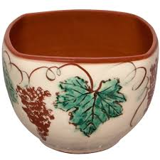 decorative bowls for tables decorative bowls for coffee tables hand painted grapevine square