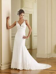 simple wedding dresses uk v neck mermaid lace wedding dress on sale hot v neck mermaid lace
