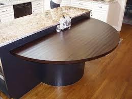 half table for kitchen half round kitchen table hand hewn walnut half circle table top on