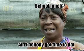 School Lunch Meme - school lunch by recyclebin meme center