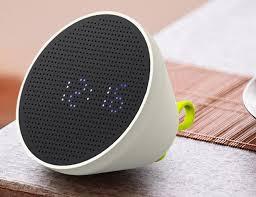 oittm intelligent wake up alarm clock gadget flow