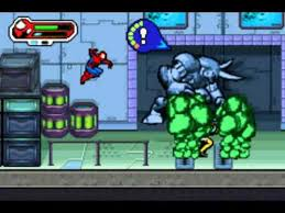 review ultimate spider man game boy advance comic gamers assemble