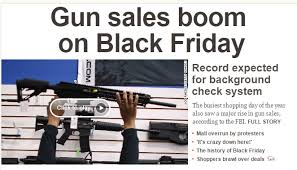 black friday gun sales fbi fails to process thousands of background checks and the